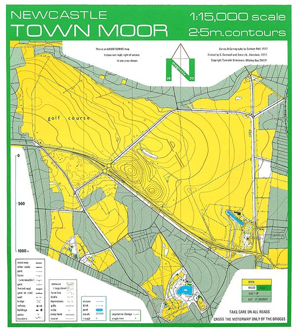 Town Moor 1977