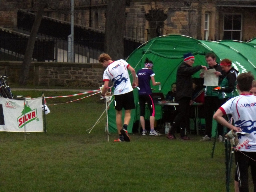 Edinburgh City Race