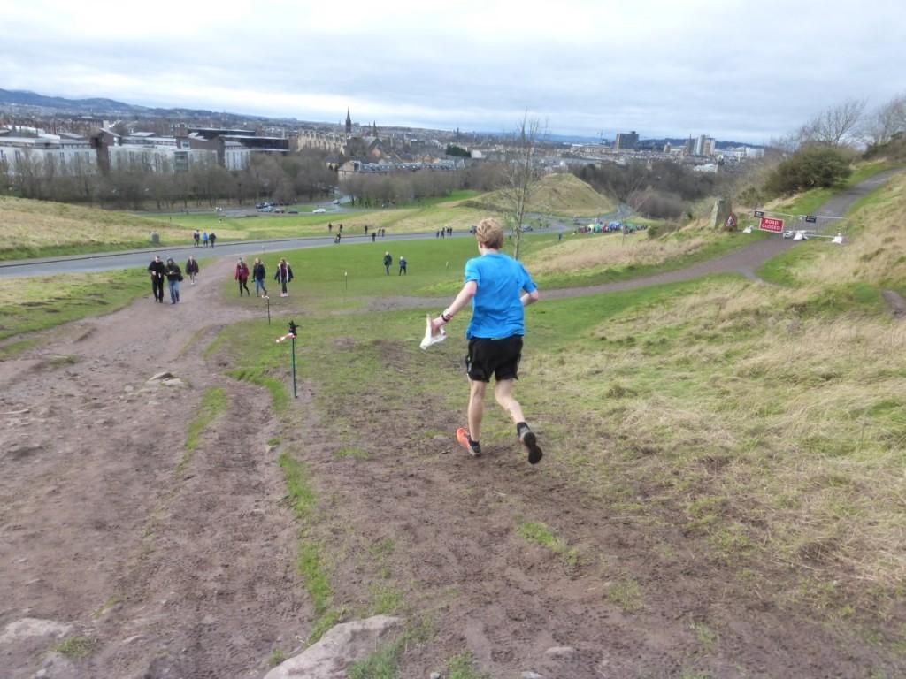 Holyrood Park Event